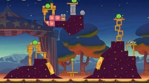 Angry Birds Seasons Abra-ca-Bacon 1-14 Walkthrough 3-Star