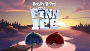 Angry Birds Seasons Loading Screen On Finn Ice