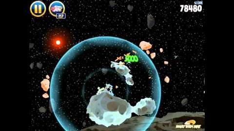 Angry Birds Star Wars 3-26 Hoth 3-Star Walkthrough