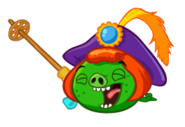 PrincePorky (Transparent)
