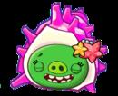 Angry Birds Fight! - Monster Pigs - Sazae Family - Sazae Mana
