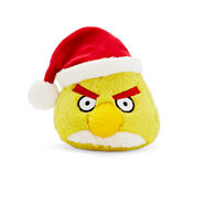 Christmas Yellow Bird