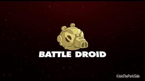 Боевые дроиды