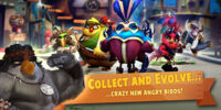 Angry Birds Evolution/Gallery