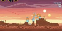 Tatooine 1-7 (Angry Birds Star Wars)