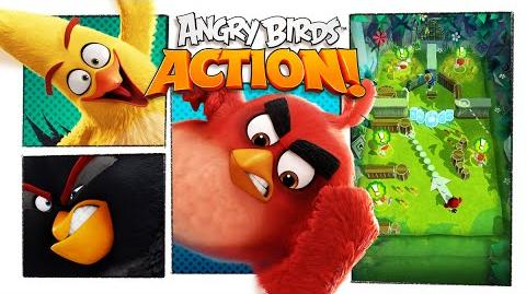 Angry Birds Action! – Official Launch Trailer