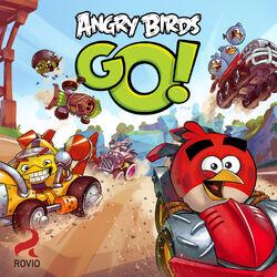 Angry Birds GO! Album Cover