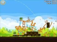 Official Angry Birds Seasons Walkthrough Easter Eggs 1-11