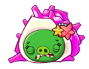 Angry Birds Fight! - Monster Pigs - Sazae Family - Sazae Mama - Win