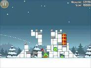 Official Angry Birds Seasons Walkthrough Season's Greedings 1-3
