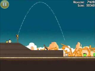 Official Angry Birds Walkthrough Ham 'Em High 12-13