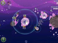 Cosmic Crystals 7-26 (Angry Birds Space)