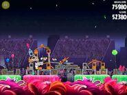 Official Angry Birds Rio Walkthrough Carnival Upheaval 8-4