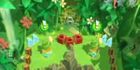 Bird Island Level 14 (Angry Birds Action!)