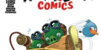 Angry Birds Comics Issue 10