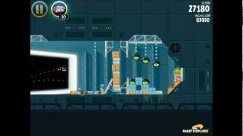 Angry Birds Star Wars 2-26 Death Star 3-Star Walkthrough