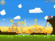Official Angry Birds Seasons Walkthrough Summer Pignic 1-24