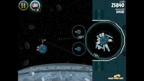 Angry Birds Star Wars 2-37 Death Star 3-Star Walkthrough