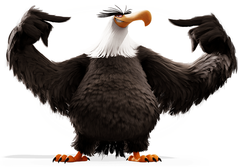 Image Abmovie Mighty Eagle Cocky Png Angry Birds Wiki