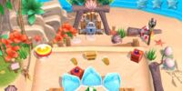 Bird Island Level 8 (Angry Birds Action!)