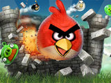 Gaming angrybirds