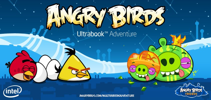 Angry Birds Ultrabook Adventure Angry Birds Wiki