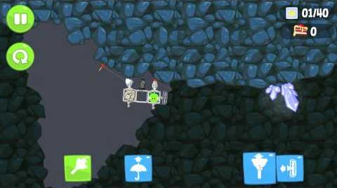 Bad Piggies - Nonmalta Explorer - Abyss Rally