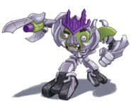 MEGATRON KING PIG TRANSPARENT