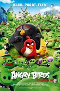 Angry birds plakat1