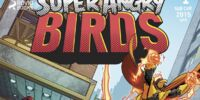 Super Angry Birds Issue 1