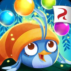 Logo del juego con Willow