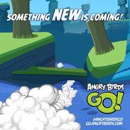 Angry Birds Go! Traiture