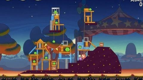 Angry Birds Seasons Abra-ca-Bacon 2-4 Walkthrough 3-Star