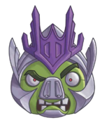 MEGATRON HEAD TRANSPARENT
