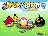 Easter Eggs Экран загрузки