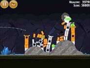 Official Angry Birds Walkthrough Mine and Dine 15-11