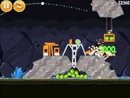 Official Angry Birds Walkthrough Mine and Dine 15-7