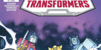 Angry Birds Transformers Issue 1
