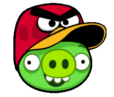File:Pig whit angry birds cap.png