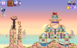 ABStella BeachDayWallOfPigs2