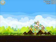Official Angry Birds Seasons Walkthrough Easter Eggs 1-1