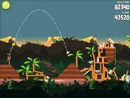 Official Angry Birds Rio Walkthrough Jungle Escape 4-14