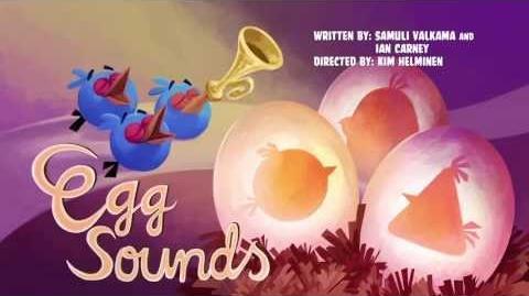"Angry Birds Toons episode 5 sneak peek ""Egg Sounds"""