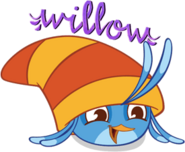 Character willow color