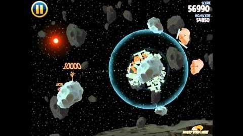 Angry Birds Star Wars 3-23 Hoth 3-Star Walkthrough