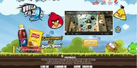 Angry Birds Vuela Tazos