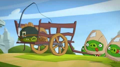 "Angry Birds Toons episode 16 sneak peek ""Double Take"""
