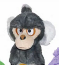 Marmoset plush