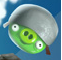 Helmet Pig 3D
