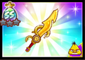 ABF- Golden Aqua Sword